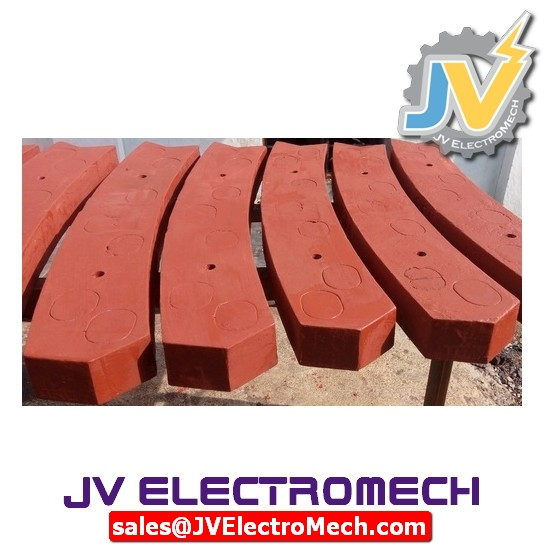 100 TPD Bimetallic Segments Manufacturer For Rotary Kiln & Cooler For Sponge Iron and Cement Plants Exporters India